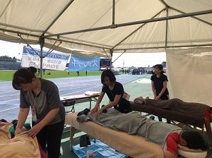 日本スポーツアロマトレーナー協会画像