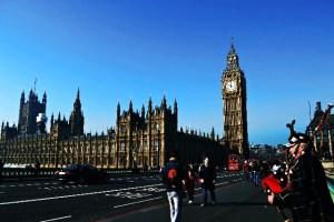 Big Ben, House of Parliament London