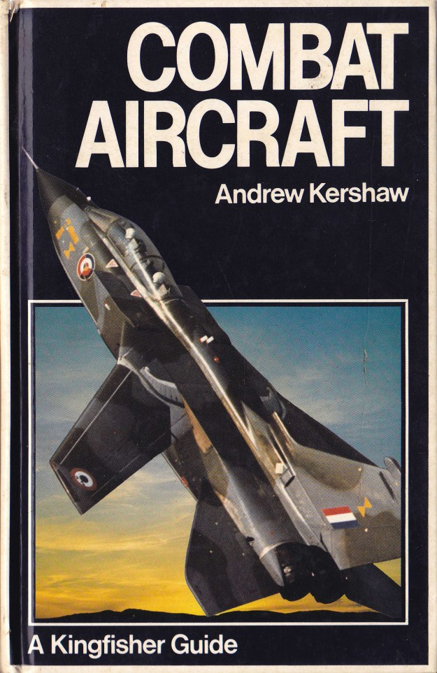 Combat Aircraft - Andrew Kershaw