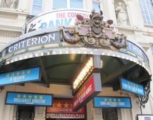 Criterion Theatre クライテリオン・シアター
