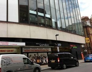 New London Theatre ニュー・ロンドン・シアター