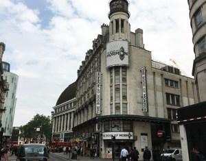 Prince of Wales Theatre プリンス・オブ・ウェールズ・シアター