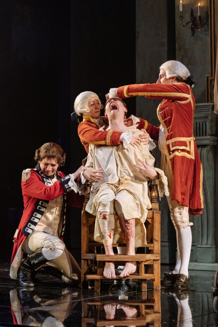 The Madness of George III by the Nottingham Playhouse 2018
