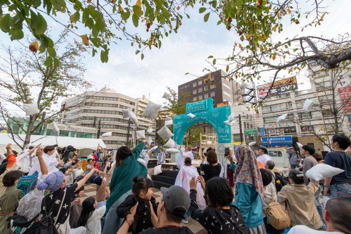 移動祝祭商店街 F/T 2019