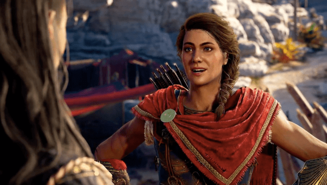 Image result for assassins creed odyssey kassandra