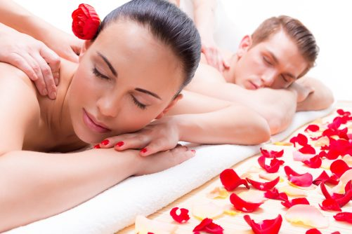 Valentine Couples Massage