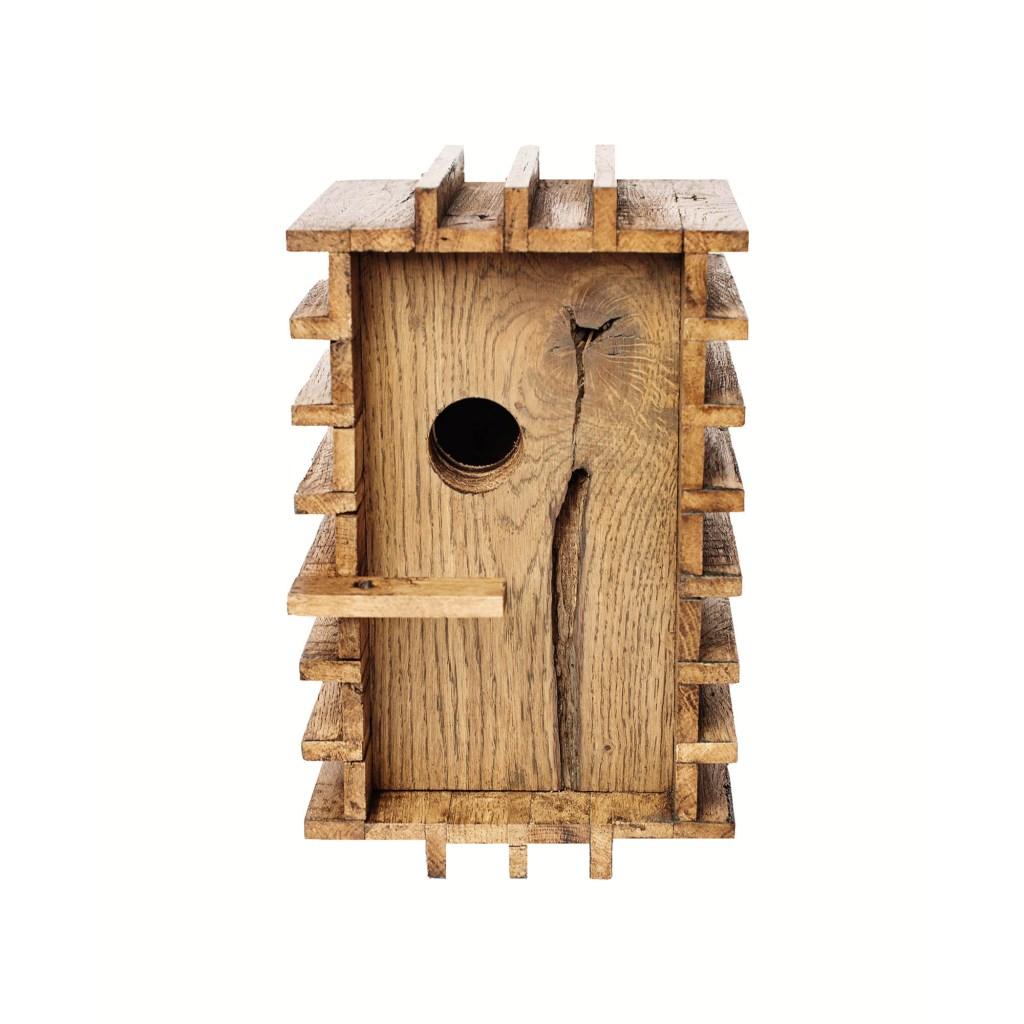 memorial birdhouse winterkoninkje JSTWoodworks