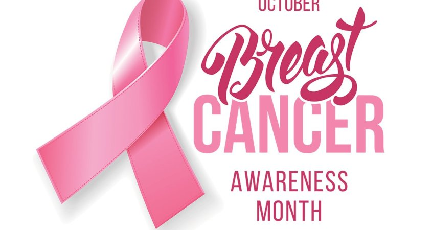 October marks Breast Cancer Awareness Month. (Courtesy of Northern Virginia Magazine)