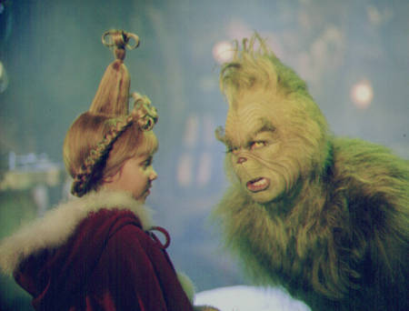 Twenty year old Christmas movies, such as How the Grinch Stole Christmas and more 'recent' movies, such as A Christmas Carol are perfect movies to binge. (Photo courtesy of IMDB)