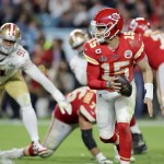 The Chiefs and the 49ers faced off in the Super Bowl LIV where the Kansas City Chiefs were able to take home their first Super Bowl win since 1969. (Courtesy of The Associated Press)