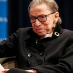 Ruth Bader Ginsburg, pictured, was nominated by President Bill Clinton in 1993 to become a justice of the U.S. Supreme Court. Ginsburg died Friday evening due to complications of pancreatic cancer. (Jacquelyn Martin/AP)