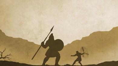 Photo of L'histoire de David et Goliath
