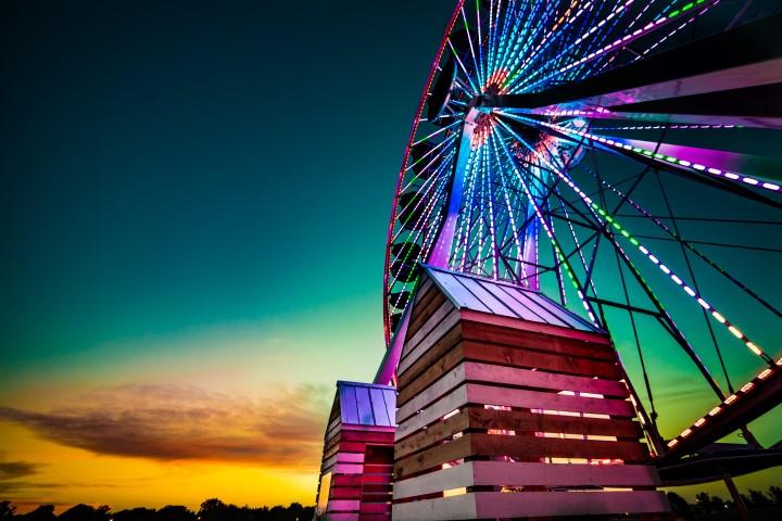 Wheeler Ferris Wheel 160705-1