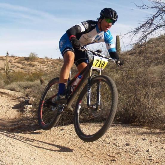 Pro Mountain Biker