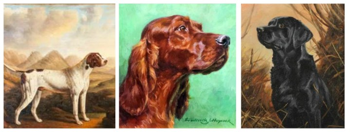 Crufts: Man's best friend in art