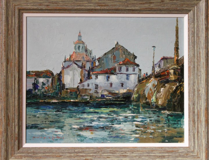 SOLD: Portuguese Harbour – Pedro Olayo