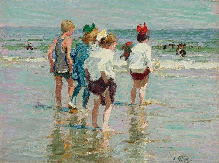 800px-Edward_Henry_Potthast_-_Summer_day,_Brighton_Beach