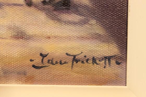 john trickett london paintings