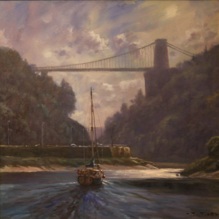 john trickett marine paintings