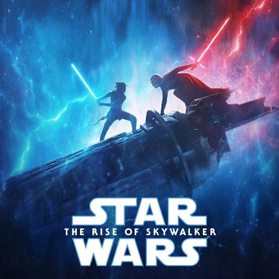 Star Wars Episode 9 The Rise Of Skywalker Review Jswordsmith Com