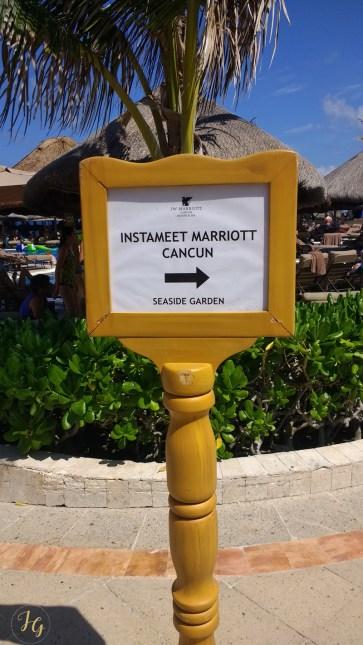 Instameet-marriot-cancun-letrero