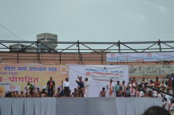 21st June JS Yog International Yoga Day Yashwant Stadium, Nagpur CM Devendra Fadnavis Union Minister Nitin Gadkari_72