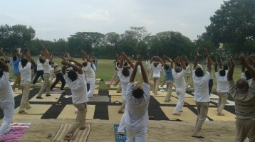 international yoga day events