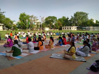 Yog Workshop & FREE International Yog Day Training at Abhyankar Nagar