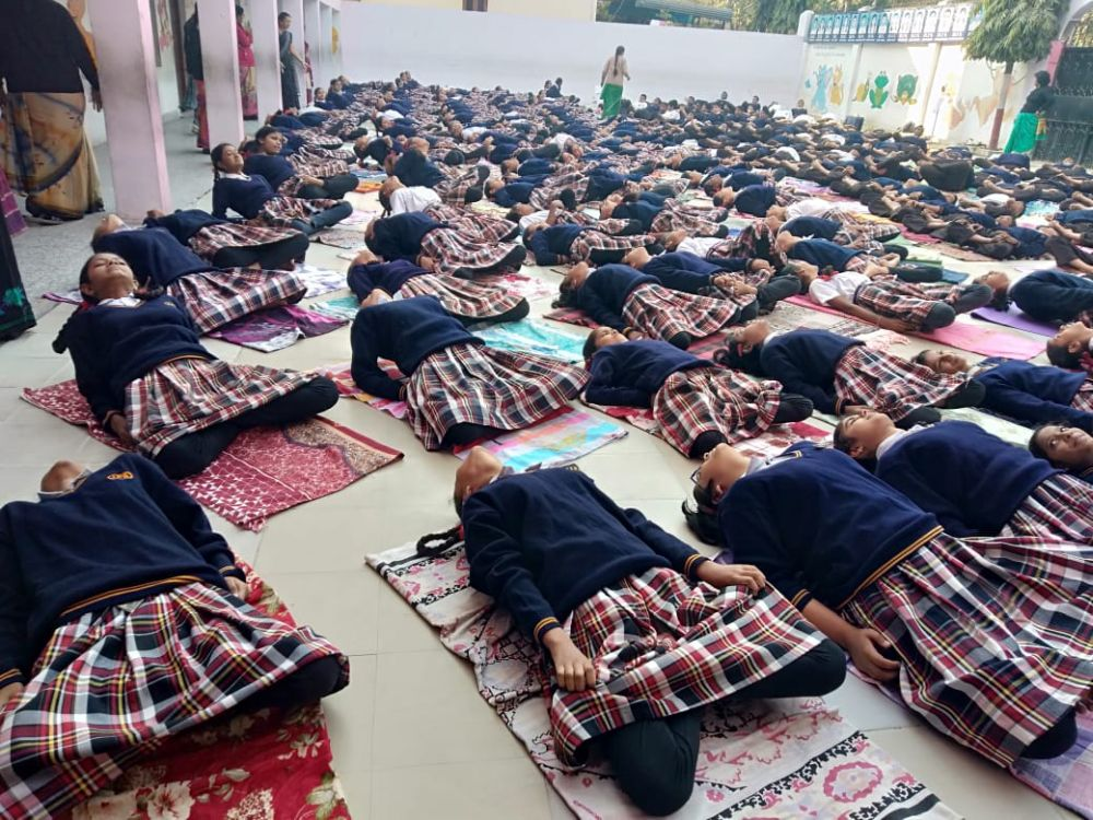 Jindal-public-school-7-12-19-Inter-school-yogasan-competition-training-2019-1