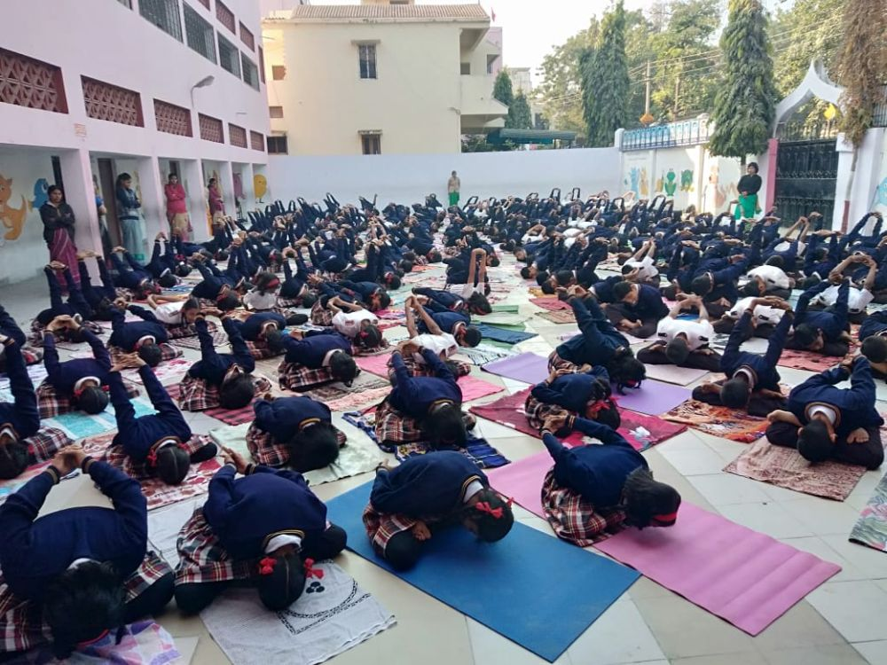 Jindal-public-school-7-12-19-Inter-school-yogasan-competition-training-2019