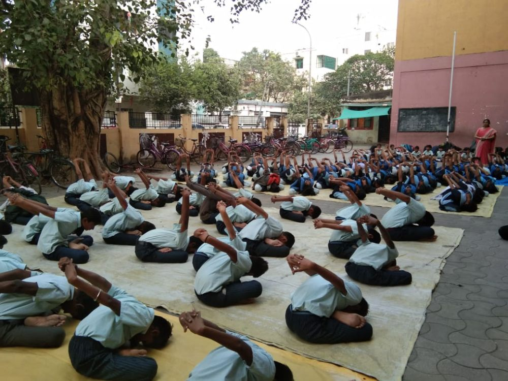Pratap-nagar-vidyalay-6-12-19-Inter-school-yoga-competition-training-2019