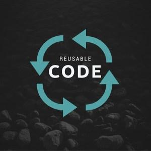101 Reusable code