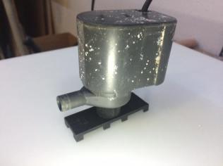 3D Print Sump Vaccum