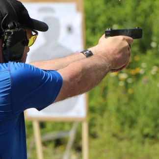 Range Qualification for the Texas License to Carry