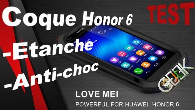 coque etanche huawei honor 5x