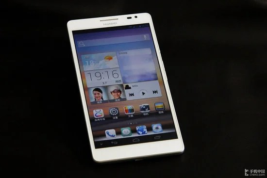 smartphone android huawei ascend mate