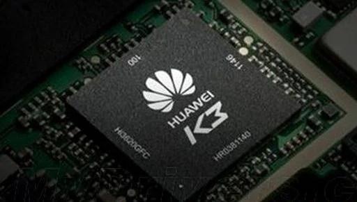 processeur octa-core huawei k3v3