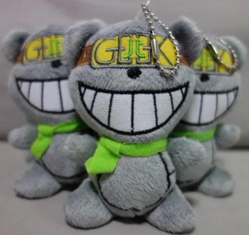 Pangeek toy