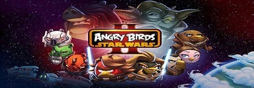 affiche du jeu android angry birds star wars 2