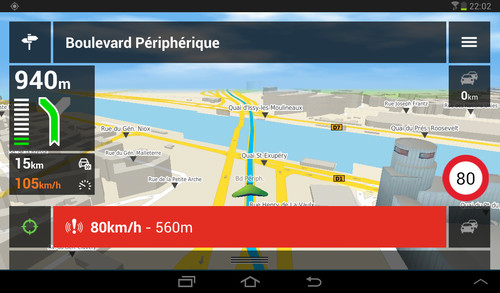 application gps gratuite mappy gps free