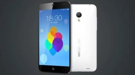 smartphone android meizu mx3