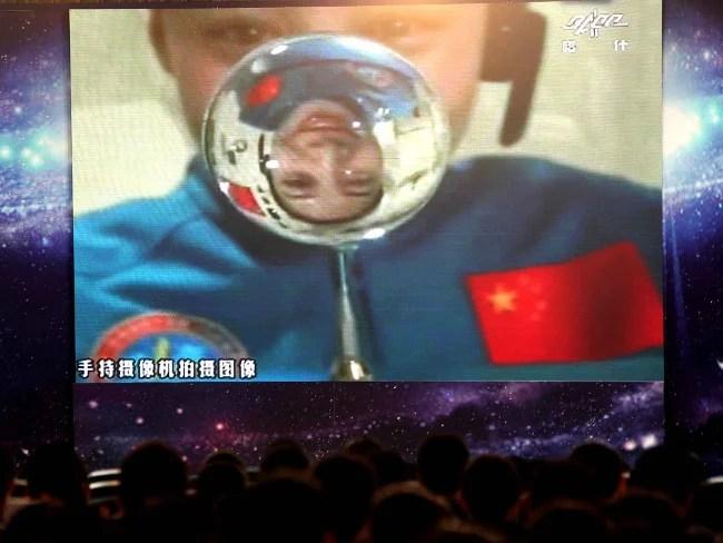astronaute chinoise wang yaping