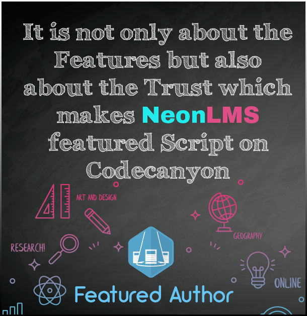 , NeonLMS – Learning Management System PHP Laravel Script, Laravel & VueJs