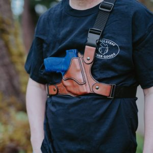 Wild Rogue Chest Holster | JT Holsters and Belts