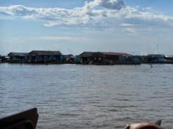Tonlé Sap floating village Cambodia