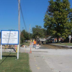 JTL Engineers Project Bono Road Rehabilitation