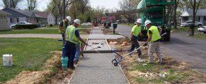 JTL Engineers Project Meadowlark Road Sidewalk