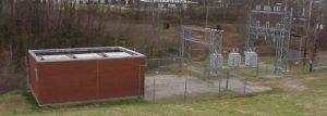 Flood Pump Station Louisville Kentucky