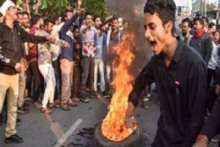 indian protest