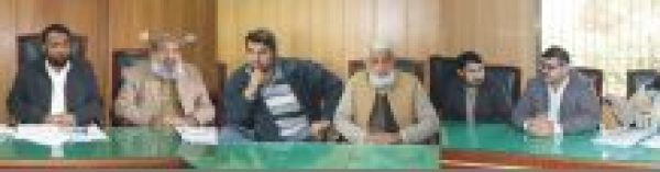 Gomal University Bio Matrics Meeting 07th Jan 2020 (jtnonline)